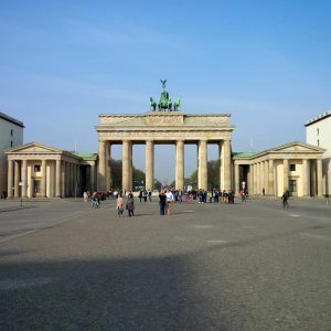 Brandenburger Tor Berlin Marketing